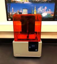 Resin based 3D Printer